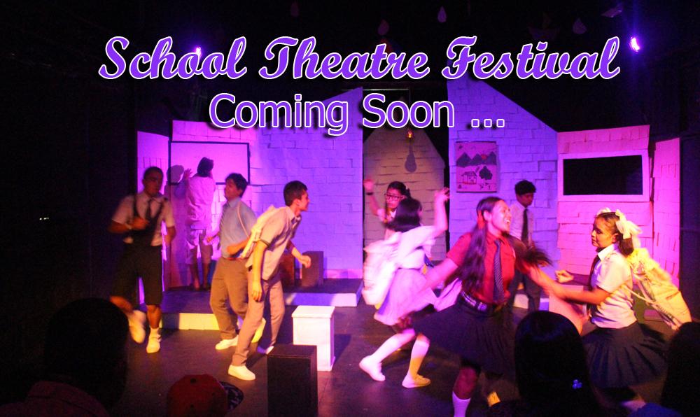 <p>School Theatre Festival</p>